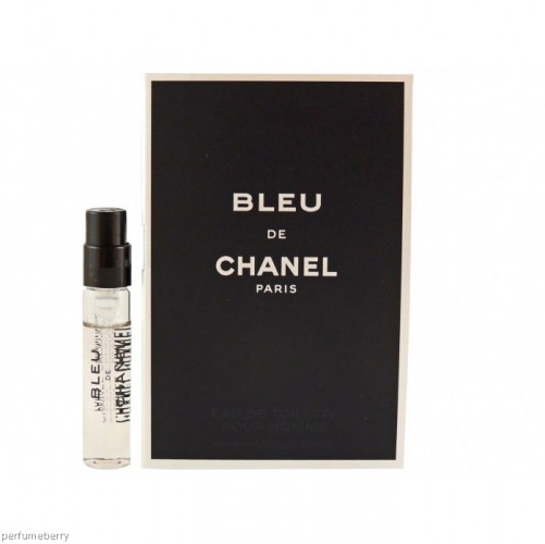 Nước hoa Vial Bleu De Chanel 2ml MEN EDT