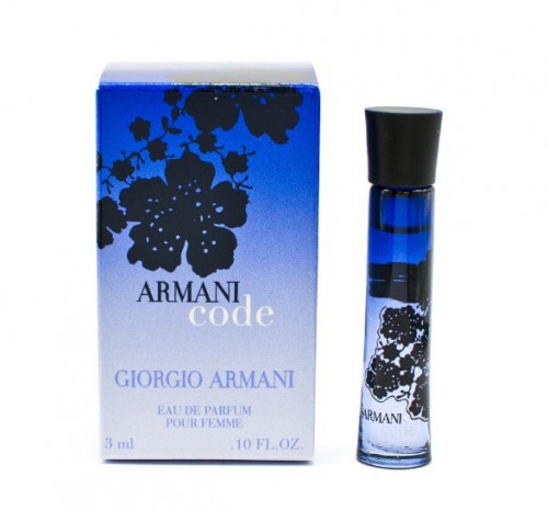 Nước hoa mini Giorgio Armani Code 3ml WOMEN