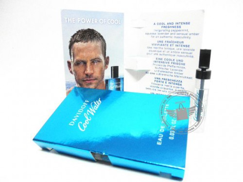 Nước hoa Vial Davidoff Cool Water 1ml MEN