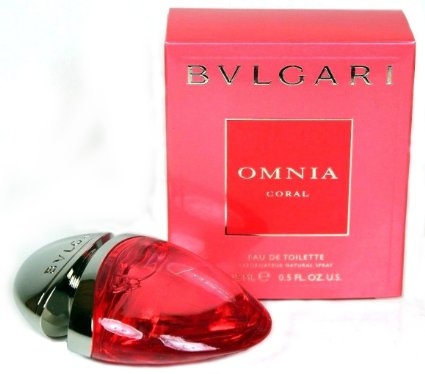 Nước hoa mini BVLGARI Omnia Coral 15ml WOMEN