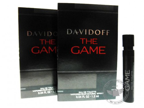 Nước hoa vial Davidoff The Game EDT 1.2ml MEN
