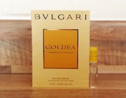 Nước hoa Vial BVLGARI Goldea 1.5ml WOMEN