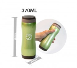 Bình giữ nhiệt HOT & COOL New Grip Lock&Lock LHC801 Green 370ml