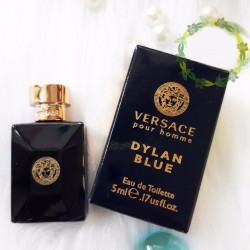 Nước hoa mini Versace pour homme Dylan Blue 5ml EDT MEN