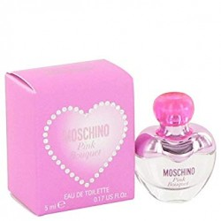 Nước hoa mini Moschino Pink Bouquet EDT 5ml WOMEN