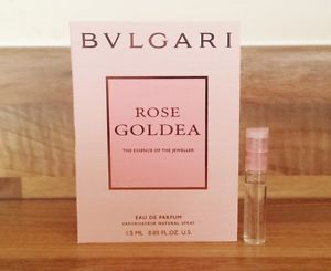 Nước hoa Vial BVLGARI Rose Goldea 1.5ml WOMEN