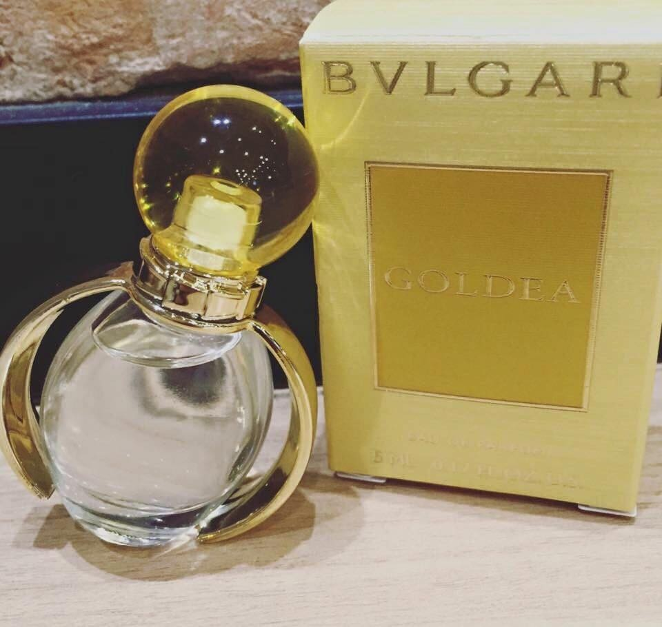 Nước hoa mini BVLGARI Goldea 5ml EDP WOMEN