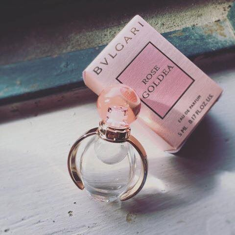 Nước hoa mini BVLGARI Rose Goldea 5ml EDP WOMEN